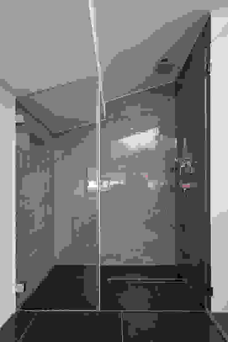 Bad_Dusche Moderne Häuser von pier7 architekten gmbh Modern