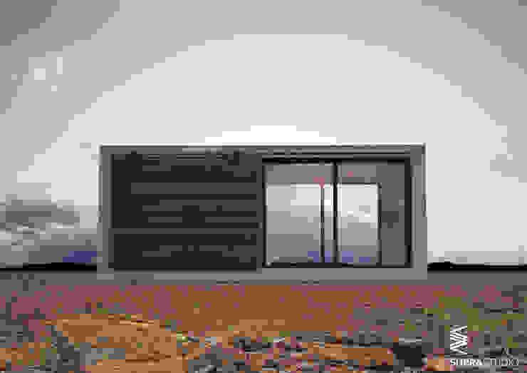 Private House Case in stile minimalista di SUPRASTUDIO Minimalista