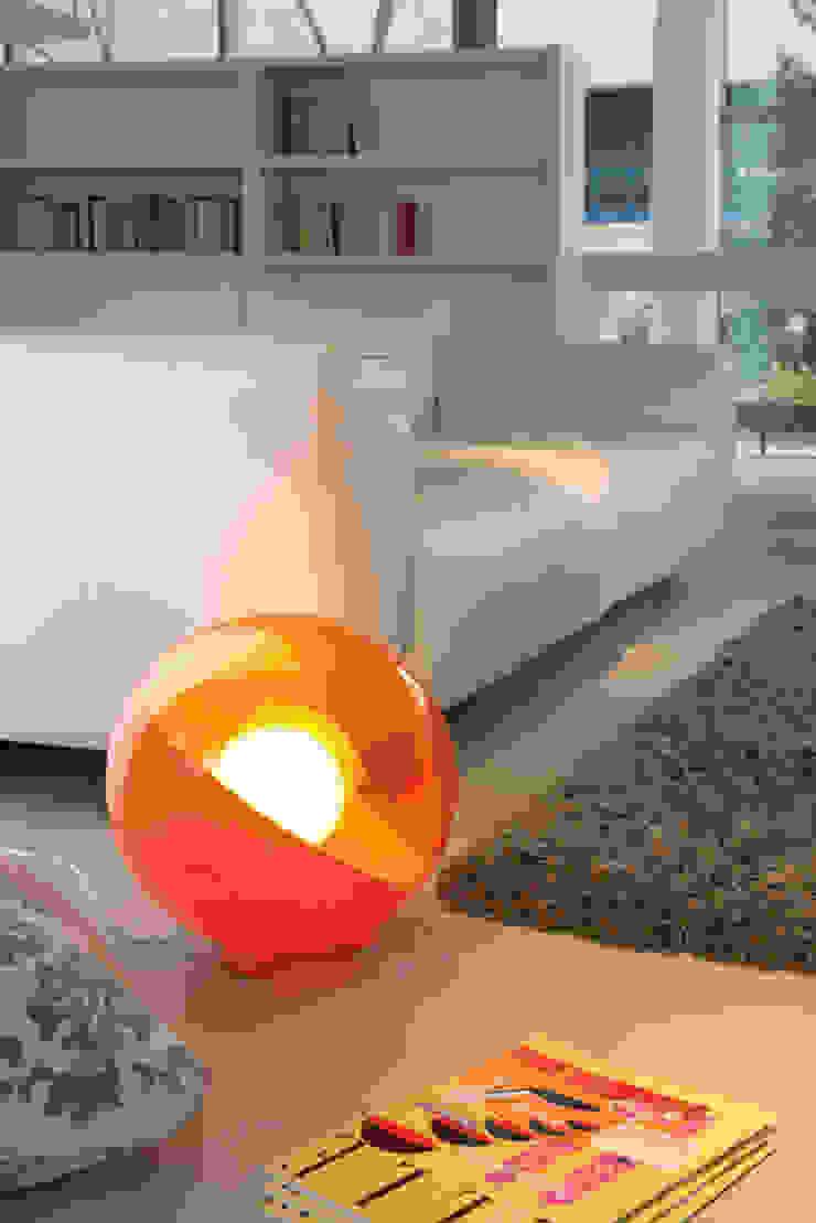 ORION Bodenleuchte orange von koziol »ideas for friends GmbH