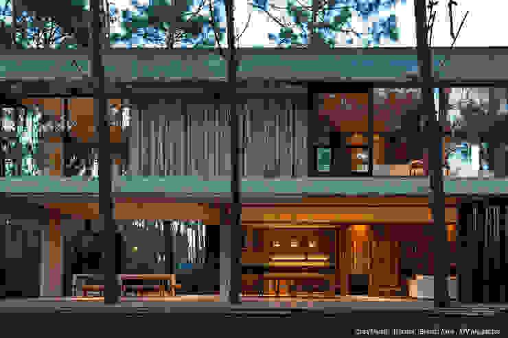 Casas estilo moderno: ideas, arquitectura e imágenes de ATV Arquitectos Moderno