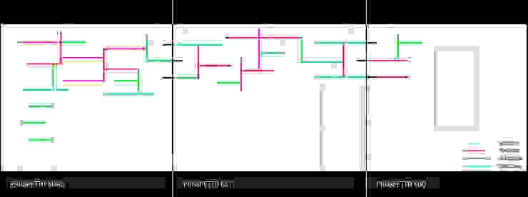 Schema di montaggio di BRENSO Architecture & Design