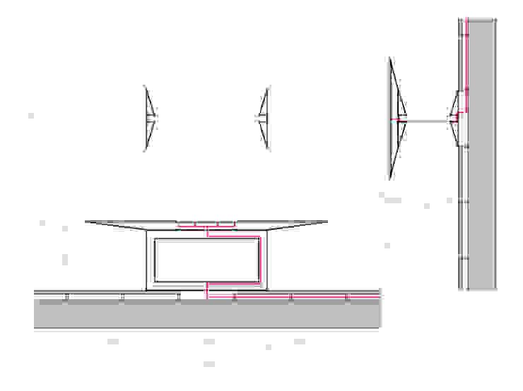 Sezioni di BRENSO Architecture & Design