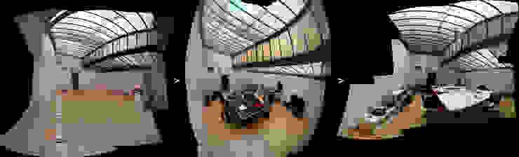 Fasi di allestimento di BRENSO Architecture & Design Moderno