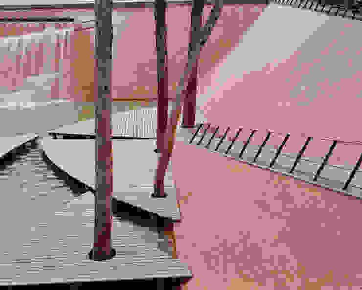 Parque Central de Nou Barris Jardines de Arriola & Fiol Arquitectes
