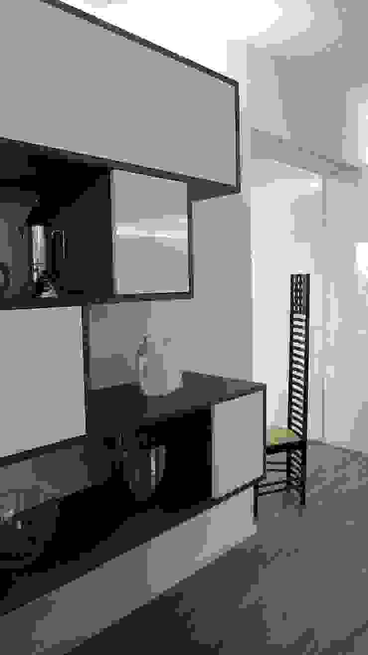 casa bc Case moderne di Studio Cittaarchitettura Moderno
