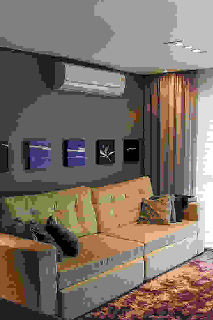 Sala de estar Salas de estar modernas por Studio Gorski Arquitetura Moderno