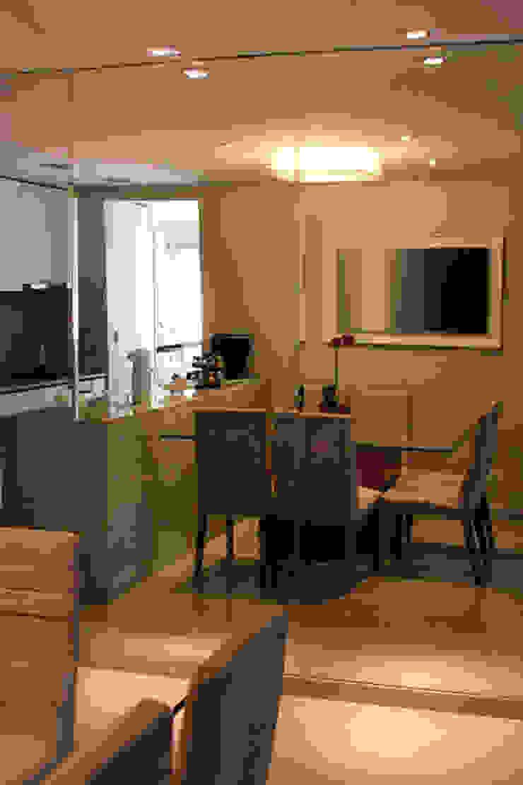 Jantar Salas de jantar modernas por Studio Gorski Arquitetura Moderno