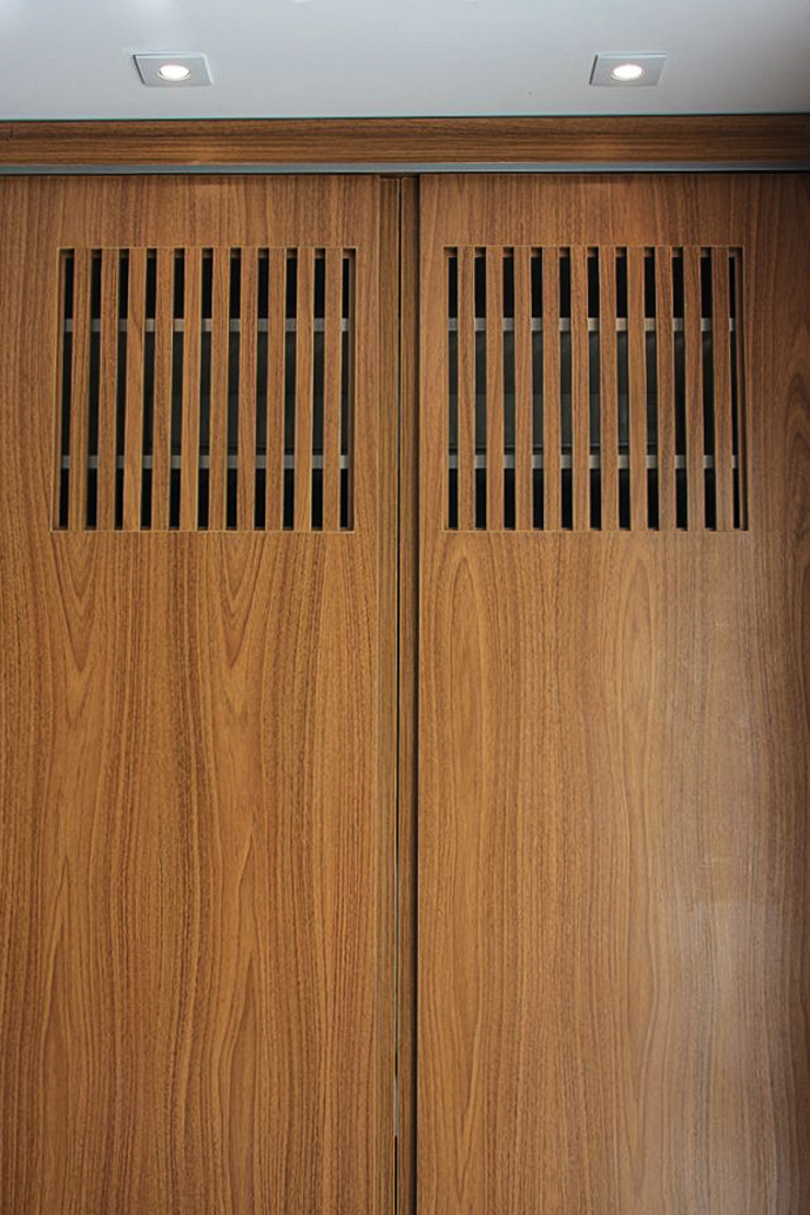 Quarto do casal Quartos modernos por Studio Gorski Arquitetura Moderno