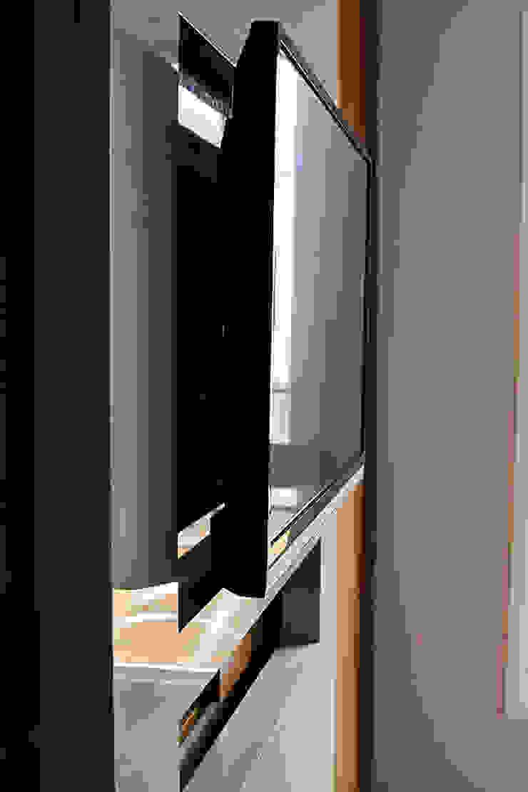 Apartamento da Rua Ponta Grossa Quartos modernos por Studio Gorski Arquitetura Moderno