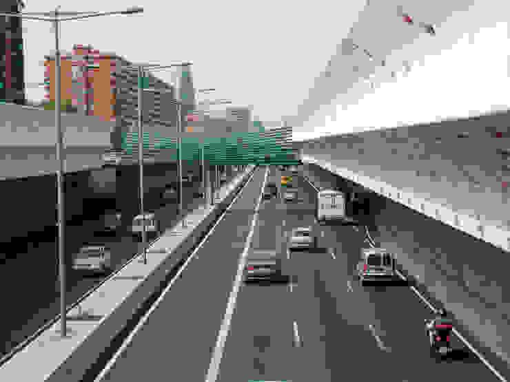Gran Via de Llevant Espacios de Arriola & Fiol Arquitectes