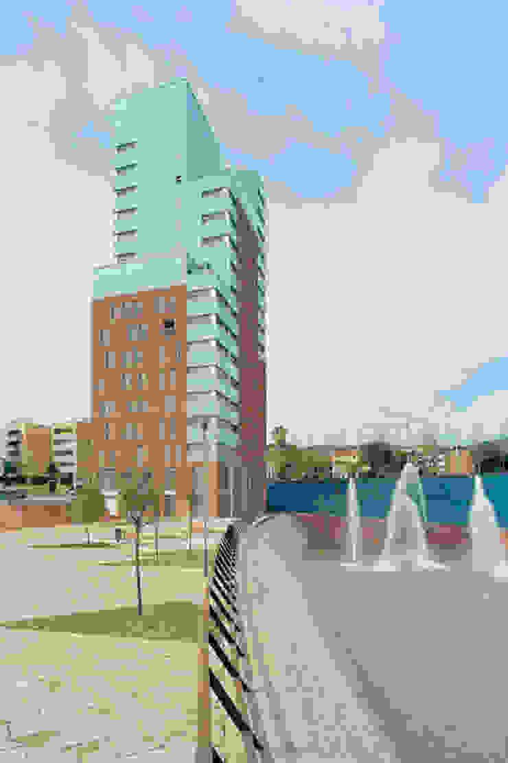 Torre sostenible de viviendas Urrutia de Arriola & Fiol Arquitectes