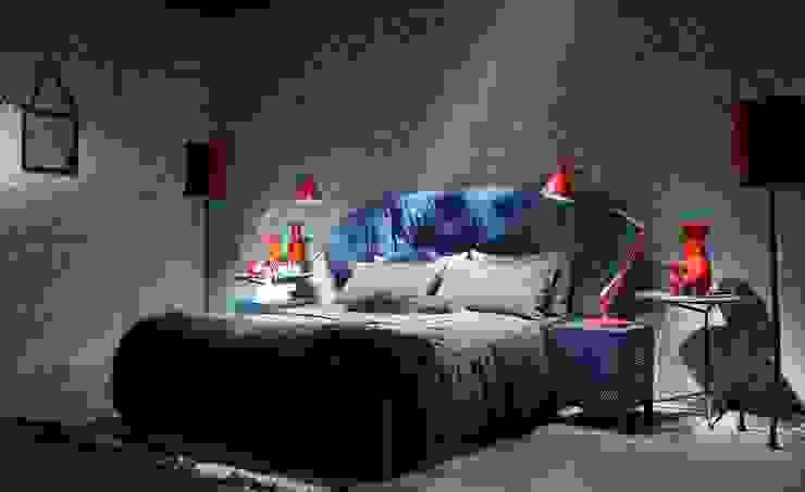 Positano Bed di Mobilificio Marchese