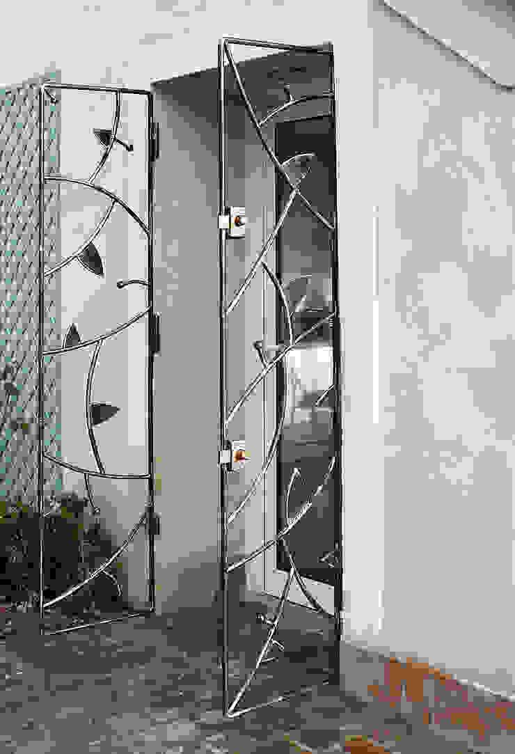 Portillons en acier ATELIER MACHLINE JardinAccessoires & décorations