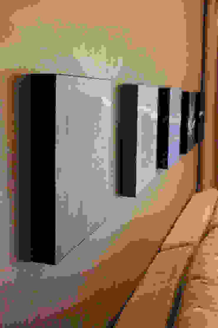 Apartamento da Rua Ponta Grossa Salas de estar modernas por Studio Gorski Arquitetura Moderno