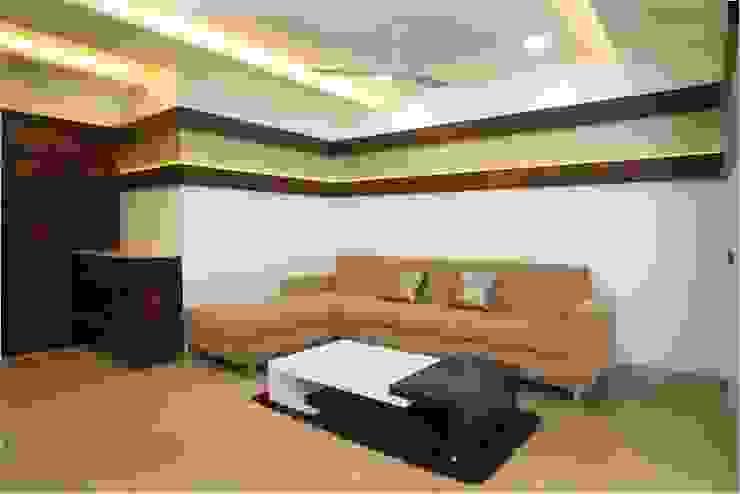 Living Room Salas modernas de Squaare Interior Moderno