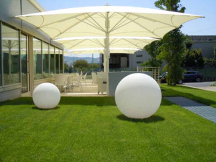 Textile Sonnenschutz- Technik Balcon, Veranda & TerrasseAccessoires & décorations