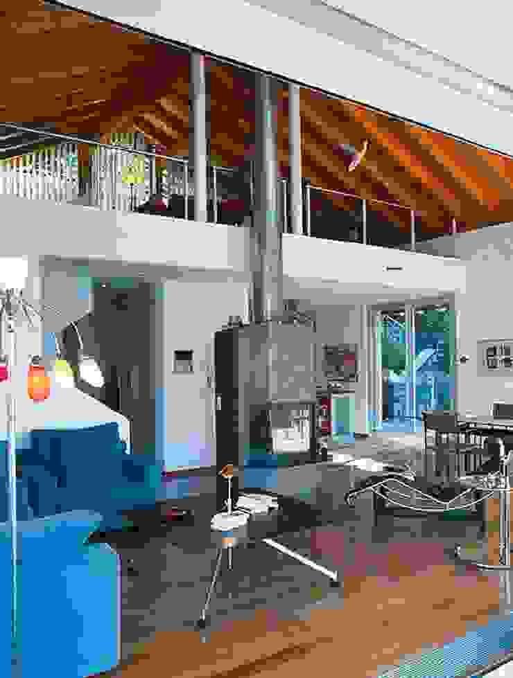 Villa Hupfer Interni 5 Case classiche di ABITA PIÙ Classico