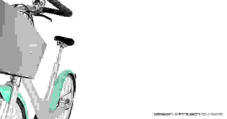 RATP - Vélo libre service par FRITSCH-DURISOTTI