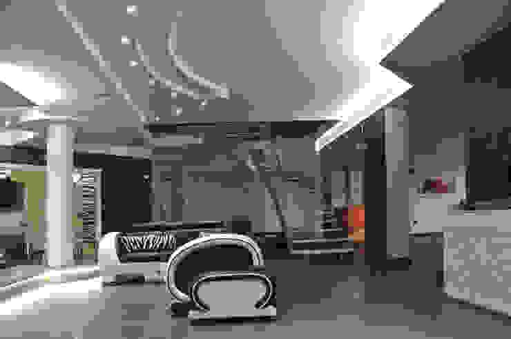 Ruang Keluarga Modern Oleh GIOIA Biagio ARCHITETTO Modern