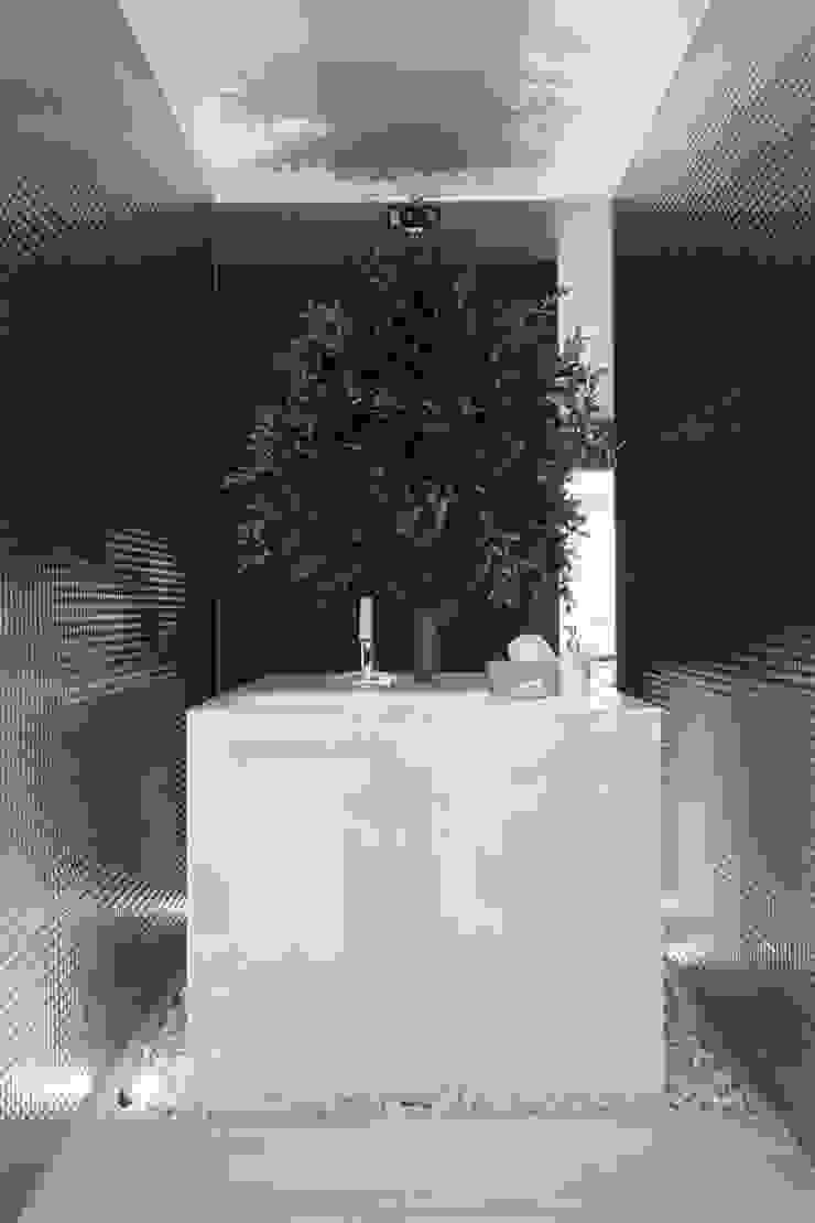 BE – Loft Casas de banho ecléticas por Ana Rita Soares- Design de Interiores Eclético