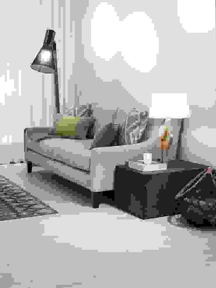 BE – Loft Salas de estar ecléticas por Ana Rita Soares- Design de Interiores Eclético