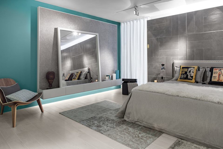 Bedroom by Ana Rita Soares- Design de Interiores,