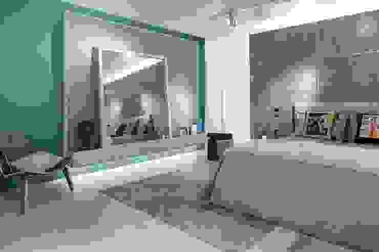 Kamar Tidur Gaya Eklektik Oleh Ana Rita Soares- Design de Interiores Eklektik
