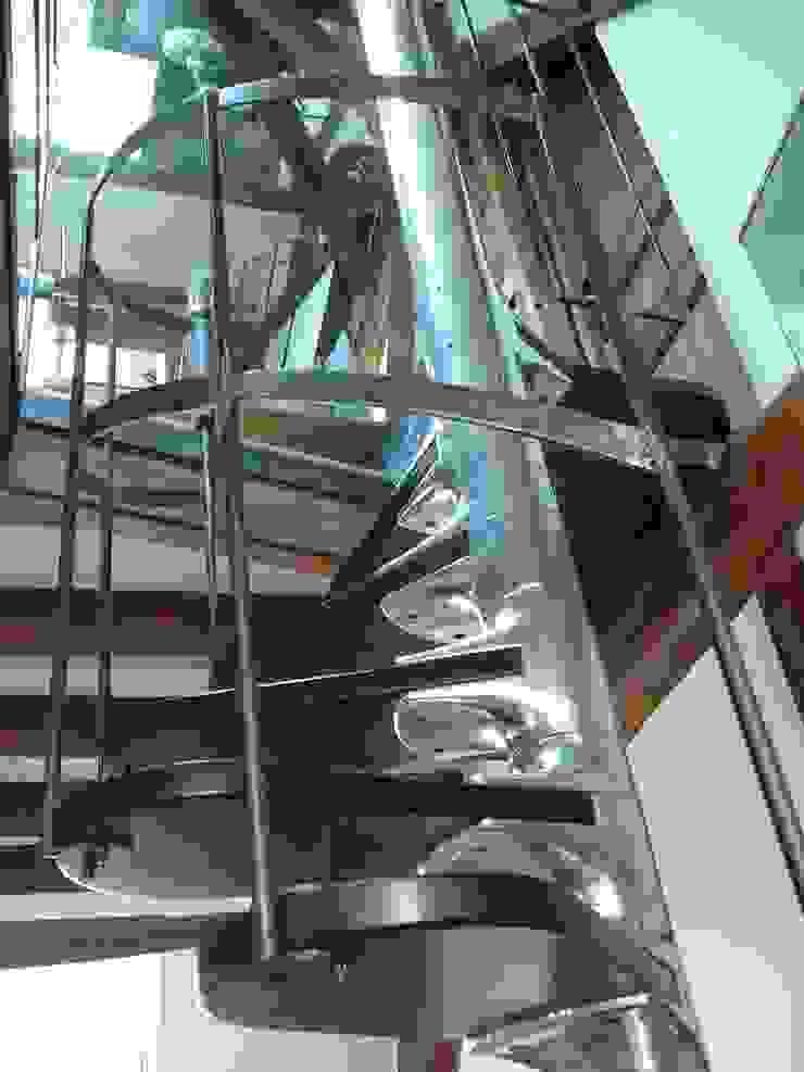 sécurisation pour escalier Tallon ATELIER MACHLINE Escalier