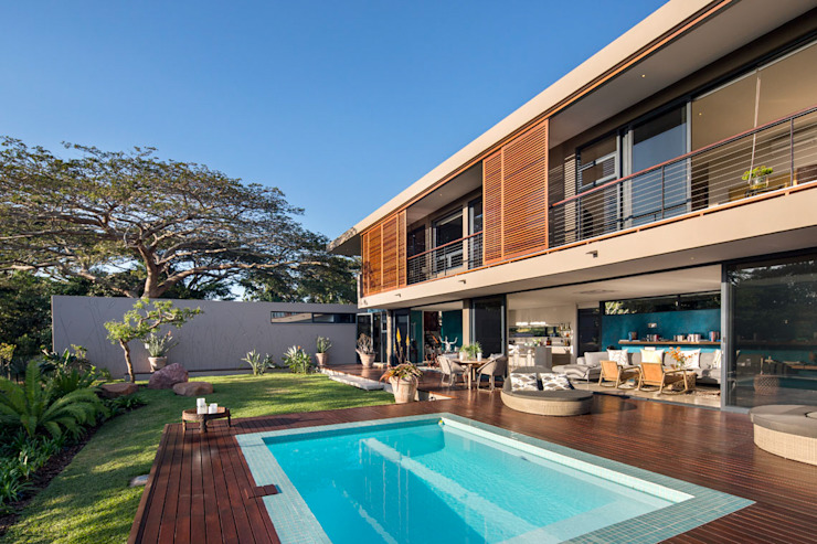 modern  von Metropole Architects - South Africa, Modern