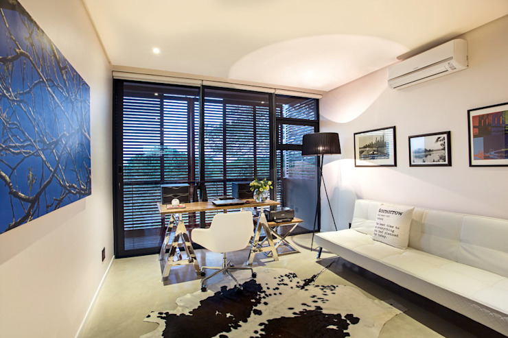現代  by Metropole Architects - South Africa, 現代風