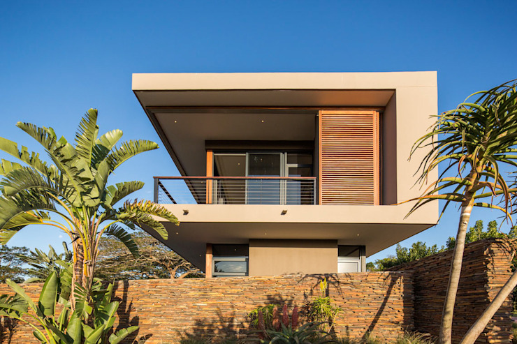 Aloe Ridge od Metropole Architects - South Africa Nowoczesny