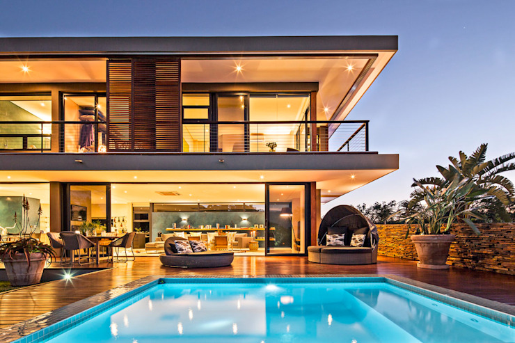 modern  by Metropole Architects - South Africa, Modern