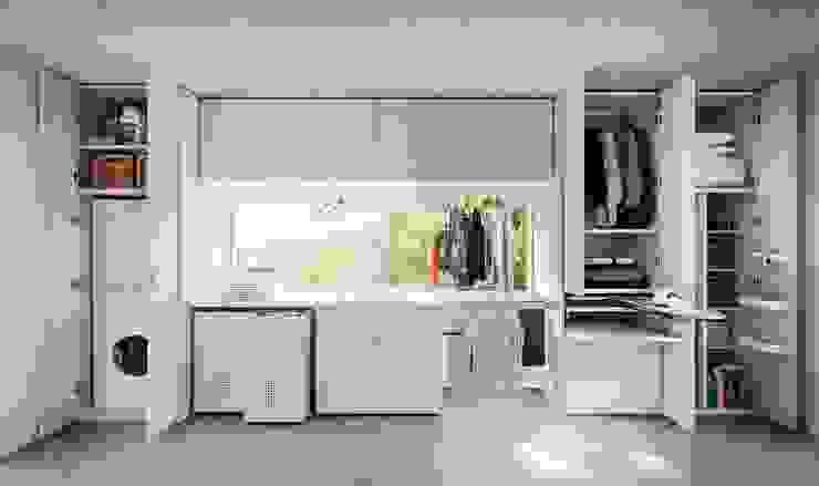 Dormitorios de estilo moderno de Mobilificio Marchese Moderno