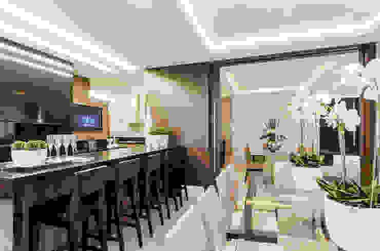Gourmet Casa Boulevard por Arquitetare Clássico