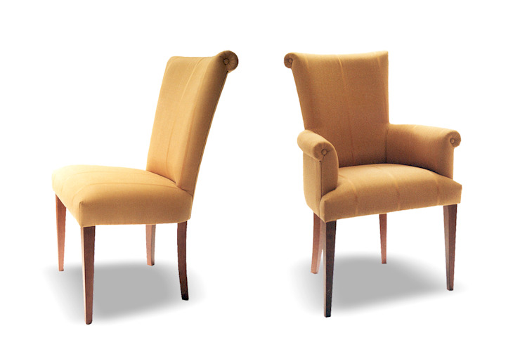 CHAIRS & ARMCHAIRS Larforma 餐廳椅子與長凳