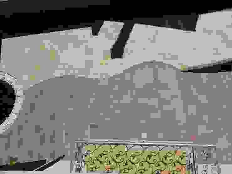 COLORI OMOGENEI Case moderne di GIOIA Biagio ARCHITETTO Moderno