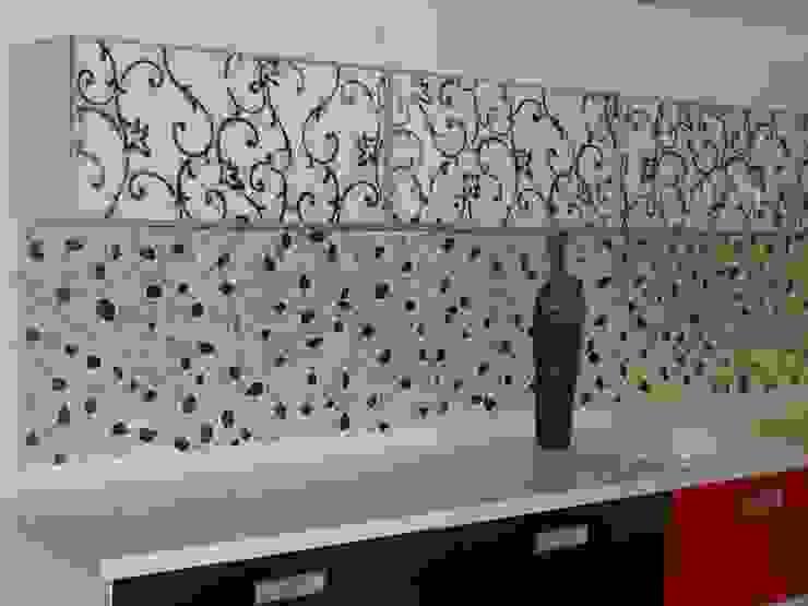Display Kitchen. : modern  by Interio Grafiek,Modern