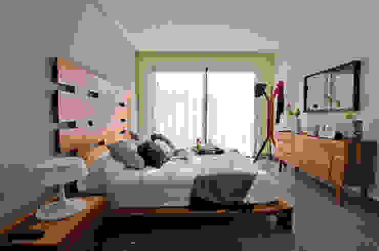 Residencias Lorena Ochoa de gs arquitectos Moderno