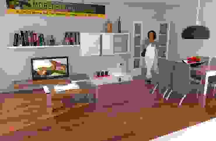 Laura Comedores de estilo moderno de Mobles la Gavarra Moderno
