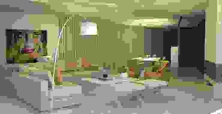DJ House Santiago | Interior Design Studio Casas modernas
