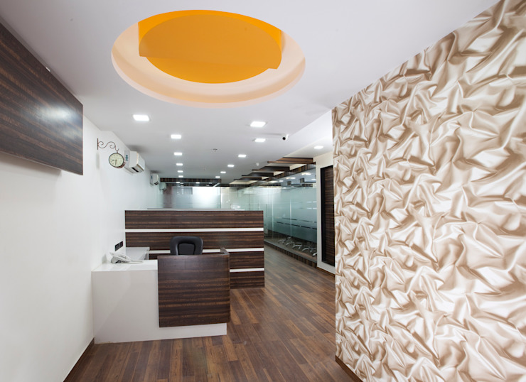 View from doorway. by Squaare Interior Modern