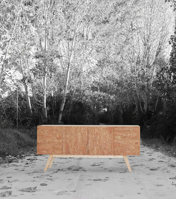CCK-201 por Creative-cork Moderno