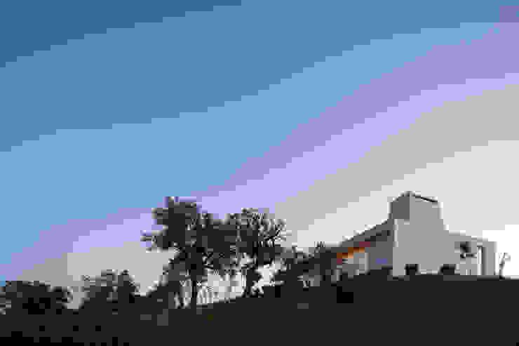 Moradia Unifamiliar Alentejo Casas minimalistas por QUADRANTE ARQUITETURA Minimalista