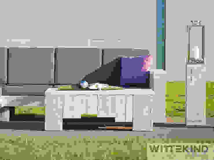 Balcon, Veranda & Terrasse de style  par Wittekind Möbel UG (haftungsbeschränkt)