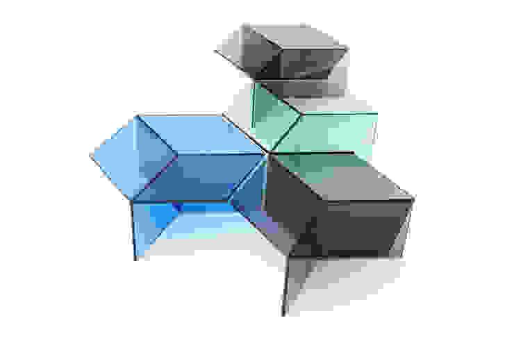Isom cube:  Wohnzimmer von Sebastian Scherer