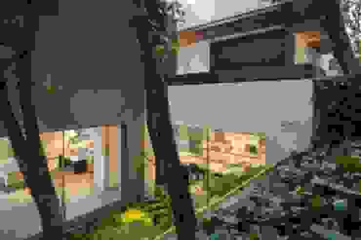 Patio Cocina de Rhyzoma - Arquitectura y Diseño Moderno