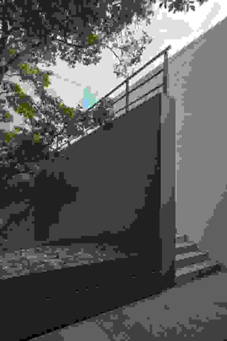 Escaleras Roof Garden de Rhyzoma - Arquitectura y Diseño Moderno