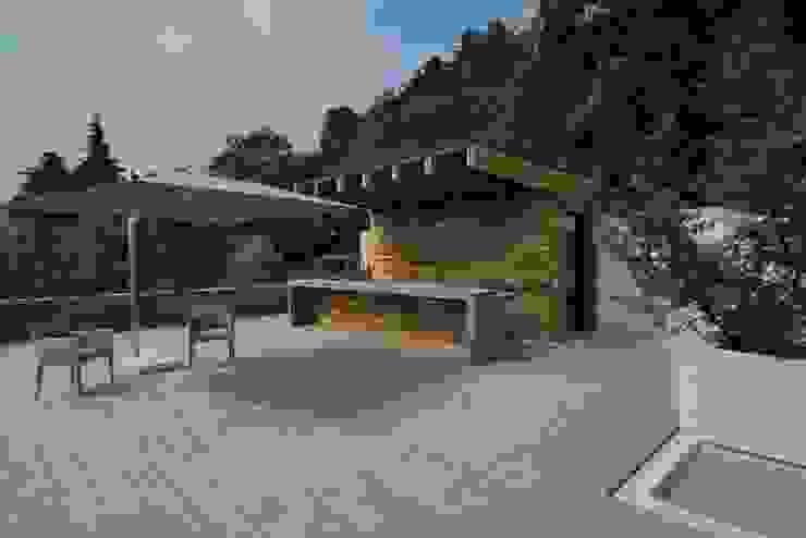 Roof Garden de Rhyzoma - Arquitectura y Diseño Moderno
