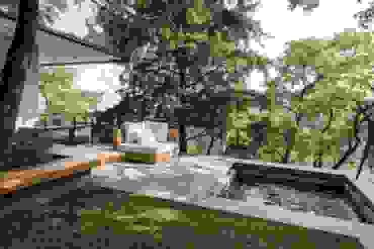 Jaccuzi de Rhyzoma - Arquitectura y Diseño Moderno