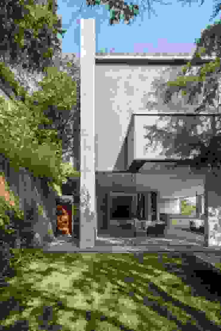Jardin de Rhyzoma - Arquitectura y Diseño Moderno